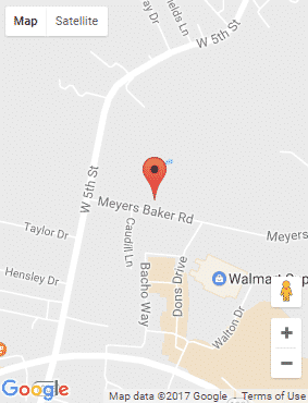 Map - 735 Meyers Baker Rd, London, KY 40741, USA