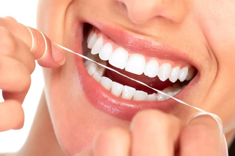 Maintaining Good Oral Hygiene With Dental Floss