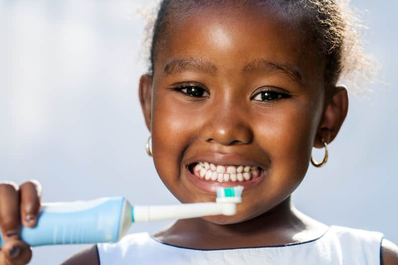 Teach Good Oral Hygiene Habits To Your Kids