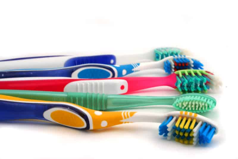 The Types Of Toothbrushes