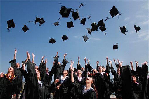 Get Whiter Teeth for Graduation Day