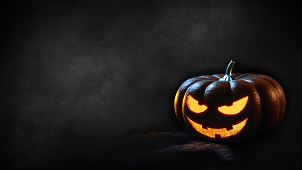 Toothy Grins and Jack O'Lantern Tales