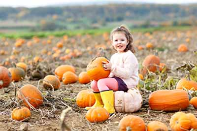 Pumpkins offer vitamins and minerals
